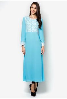 fesyen muslimah dress 29