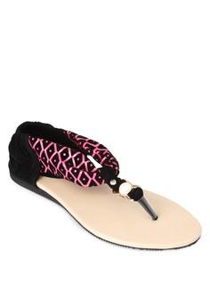 Abigail Flat Sandals