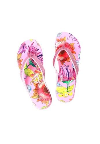 Forever Summer Heel Sandal