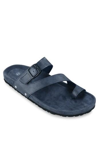 Zalora strappy pu leather sandals i beli di zalora indonesia ®
