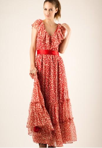 Cacac Cherio Maxi Dress