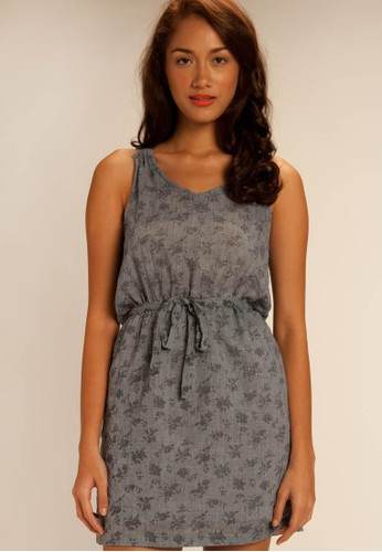 Mathieu Sleeveless Cotton Dress