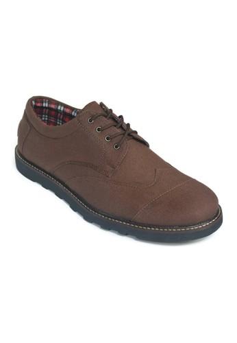 Toods Footwear Toods Benon - Cokelat 2 I Beli di ZALORA