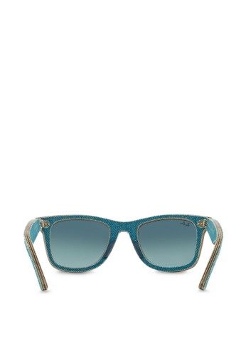 Eyeglasses Frame Zalora : Ray-Ban - Wayfarer Denim Sunglasses