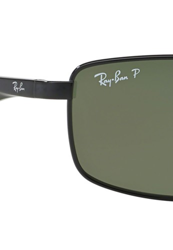 Buy Ray-Ban RB3498 Polarized Sunglasses Online ZALORA ...