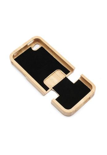 Jordan Design - Genuine Wood Full Cover for iPhone 4/S - Case Me - Buy ...