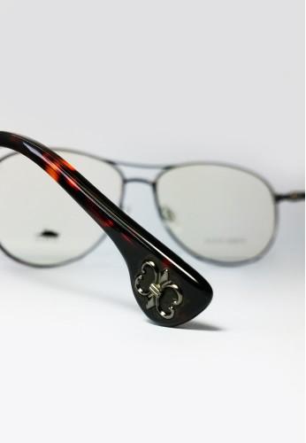 Buy Atticus Finch Copper Bronze Vintage Aviator Glasses (W ...