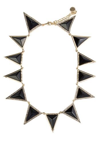 樹脂三角項鍊