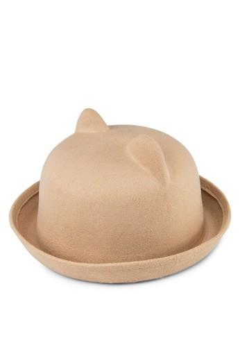 貓耳朵盆帽