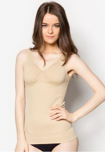 胸罩塑身背心