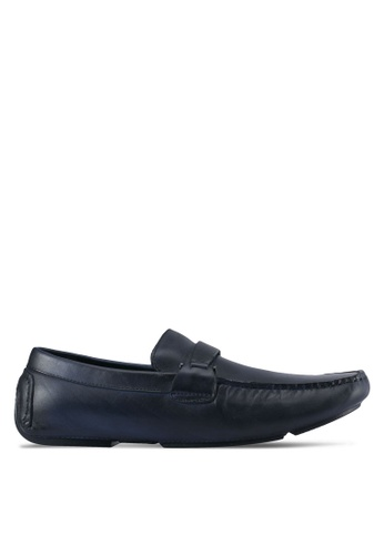 Kenneth Cole New York navy DESIGN 201462 - Casual Loafer KE615SH0SI6IMY_1