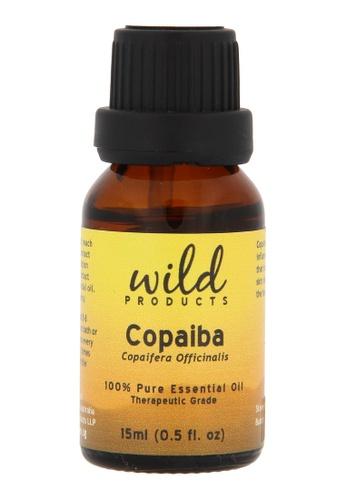 Wild Products Copaiba (Copaifera officinalis) - 15 ml 6AC02BE8E2737FGS_1