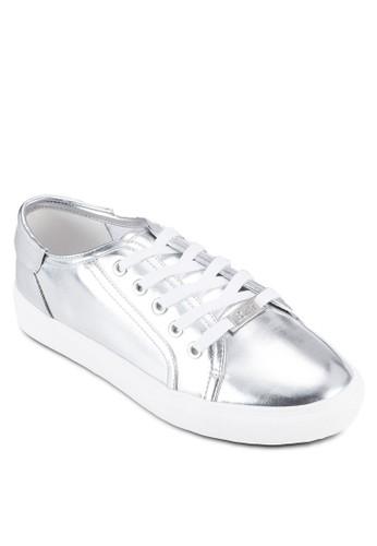 繫帶休閒布鞋, 女鞋,esprit taiwan 鞋