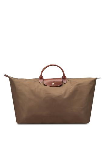 LONGCHAMP brown Le Pliage Original Travel Bag XL (nt) 031A4AC146E79DGS_1