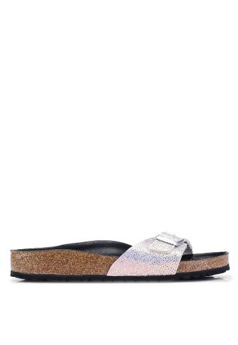 207c85b65a4d6 Shop Birkenstock Madrid Natural Leather Sandals Online on ZALORA Philippines