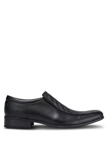 Louis Cuppers black Formal Business Shoes LO977SH0RJGKMY_1