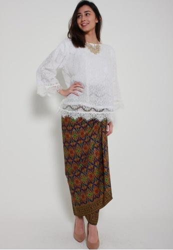 Naphthys Collection multi Batik Skirt/Sarong/Songket C1C1BAA0E1B661GS_1