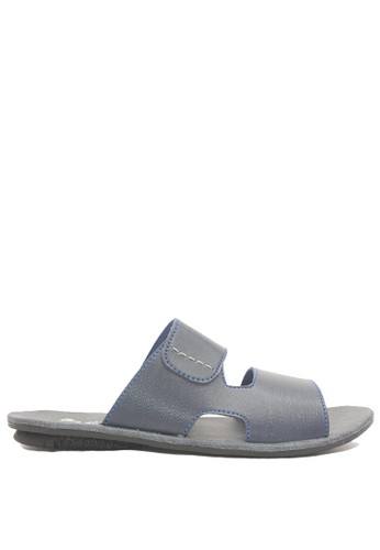 Dr. Kevin blue Dr. Kevin Men Sandals 17227 - Blue 0EEB7SHACF9130GS_1