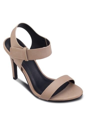魔術顫高跟涼鞋、 女鞋、 鞋ZALORA魔術顫高跟涼鞋最新折價