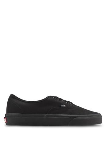 VANS black Core Classic Authentic Sneakers VA142SH0SBQCMY_1
