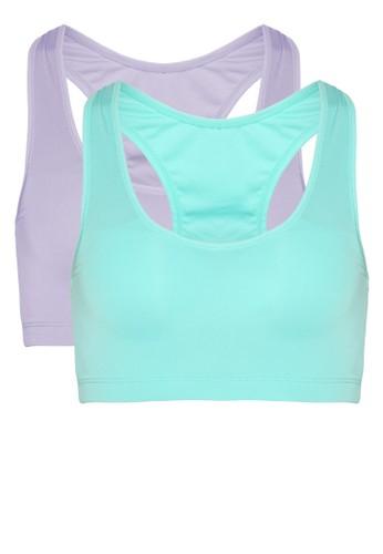 簡約運動胸罩組合, 服飾, 運esprit 童裝動內衣