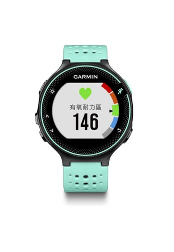Garmin Forerunner 235 Black/ Blue with Band - Taiwan 925C8AC247B91CGS_1