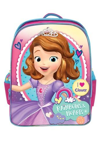 Disney Sofia The First blue and purple Disney Sofia Rainbow Pre-School Bag FA533KCB1E88CCGS_1