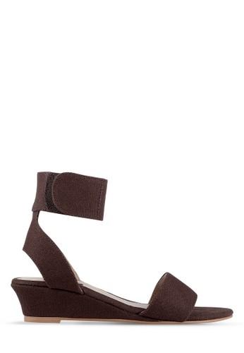 julia'r brown Rebecca Julia'r Shoes JU137SH10JGVID_1