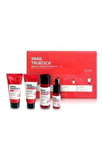 SOMEBYMI Somebymi Snail Trucecica Miracle Repair Starter Kit (Toner 30ml + Serum 10ml +Cream 20g) 2C980BEFAB37DEGS_1