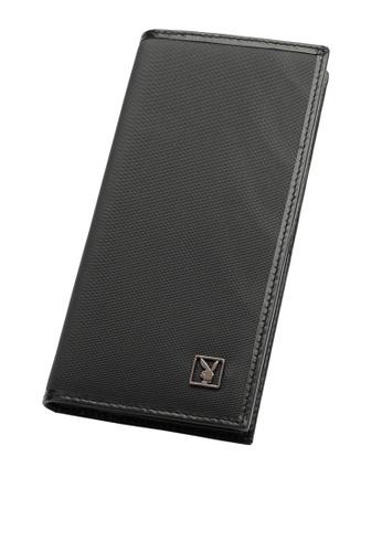 Playboy black Playboy Rfid Blocking Long Wallet E7E8DAC0561435GS_1
