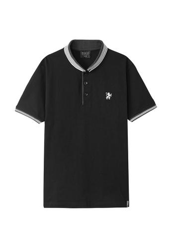 Cheetah brown Cheetah C2 United Casual Short Sleeves Polo Tee - CT-70320-C1 10140AA2E05E2DGS_1