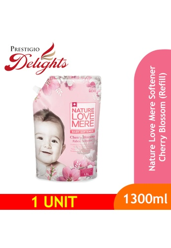 Prestigio Delights black Nature Love Mere Softener Cherry Blossom (Refill) 1300ml 82056ES9A5892FGS_1