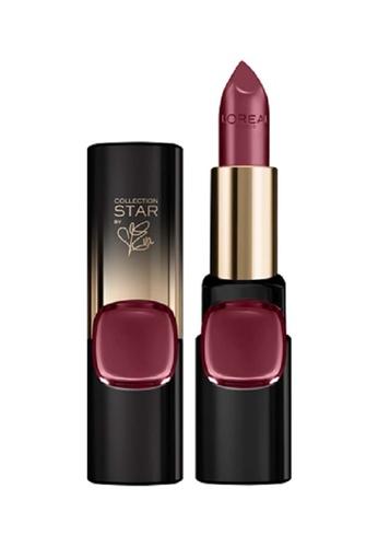L'Oréal Paris red L'Oreal Paris Color Riche 24K Gold - Eva's Mocha Gold M601 533ADBEFD6464CGS_1