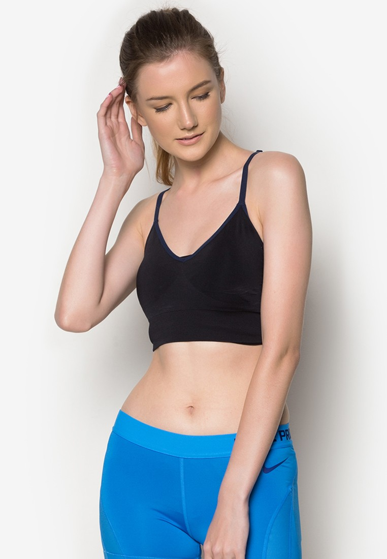 Womens Nike Zoned Sculpt Strappy Sports Bralette