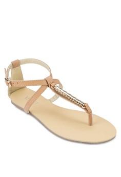 Charlene Strap Detail Sandal