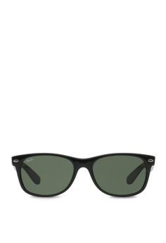 542213e504 Ray-Ban New Wayfarer RB2132 Sunglasses RA370GL04RXVSG_1