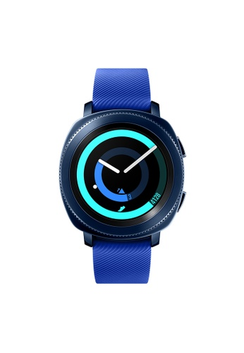 Samsung blue Gear Sport - Blue SA111AC0GHAZSG_1