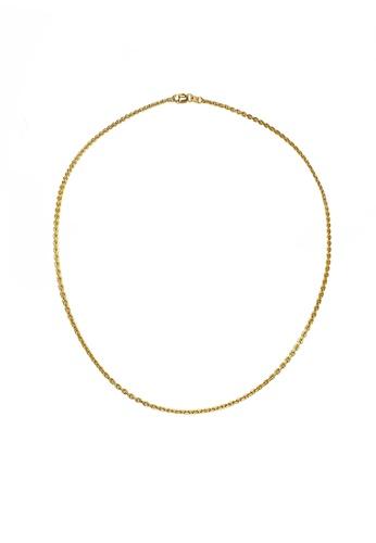 Sophie Creations gold Seychelle Chain A30CAAC79EC775GS_1