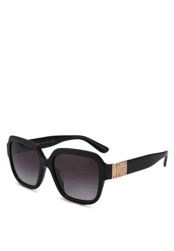 Dolce & Gabbana black Dolce & Gabbana DG4336F Sunglasses 92DF4GLA3E4F99GS_1