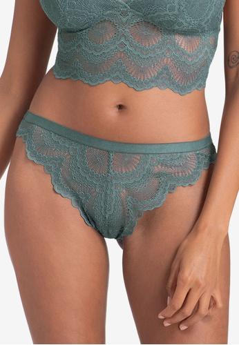 DORINA green Mia Brazilian Panties FE0DDUS3B41615GS_1