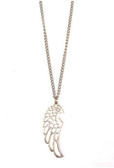 Big Angel Wing Necklace