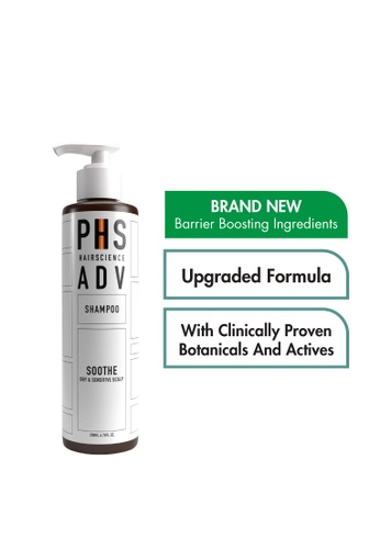PHS HAIRSCIENCE [For Sensitive Scalp] ADV Soothing Shampoo PH462BE0FAKHSG_1