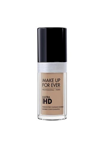 MAKE UP FOR EVER beige ULTRA HD FOUNDATION - Fluid Foundation 30ML Y315 EA93EBE784CF55GS_1