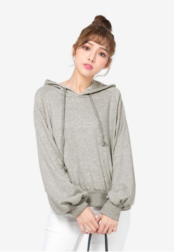 Buy Tokichoi Oversized Pullover Hoodie Online on ZALORA Singapore 7d522c03a