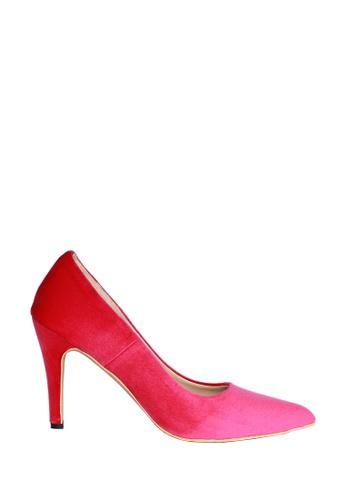 M&G pink Dixon Heels by M&G 6AF94SH80BD2ABGS_1
