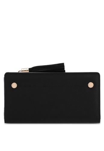 Forever New black Katia Wallet 41871AC8BA7C96GS_1