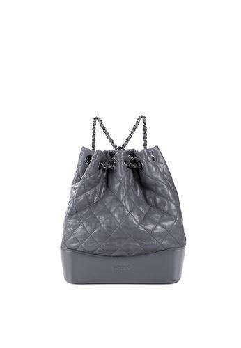 Rabeanco grey RABEANCO JANA CHAIN Backpack - Grey 5FD20ACAE90C55GS_1