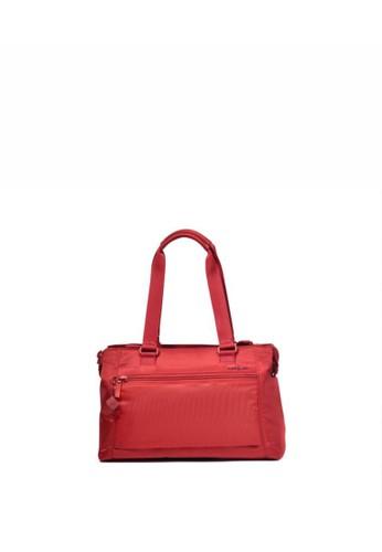 Hedgren red Eva S Handbag F196BACB2AB073GS_1