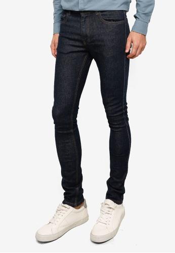 Cotton On blue Super Skinny Jeans DFB4EAA61D0C2FGS_1