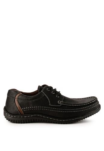 Rocklander black Rocklander Smart Casual Shoes RO753SH0VG4MID_1